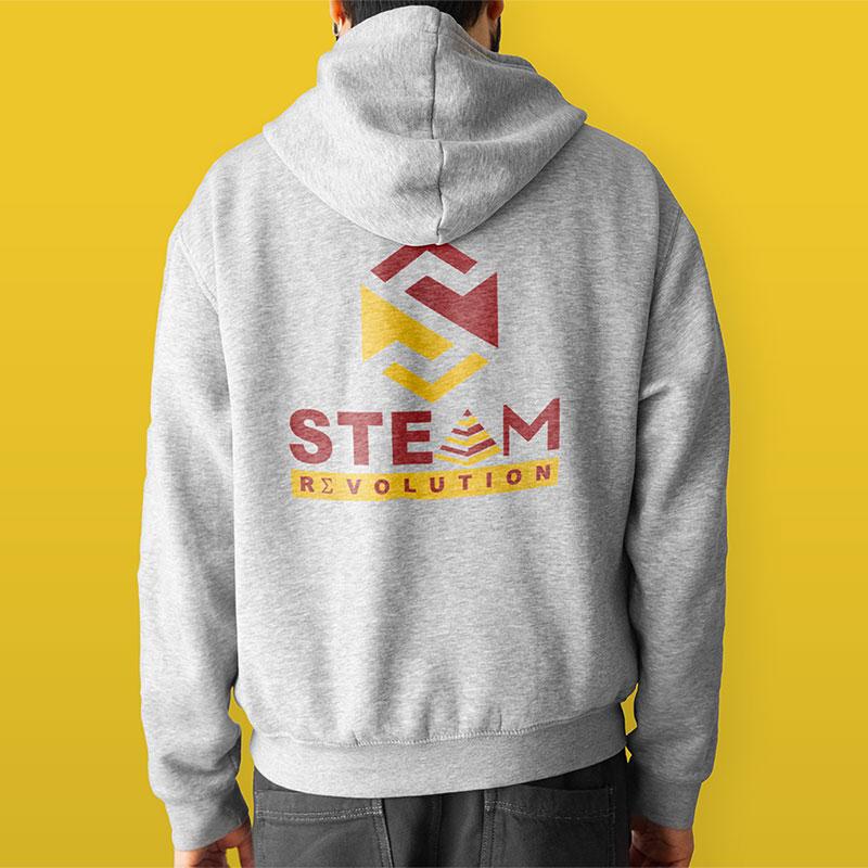 Steam Revolution Hoodie